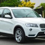BMW・X3の全体画像